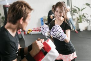 kick box style (キックボックススタイル) 肥後橋